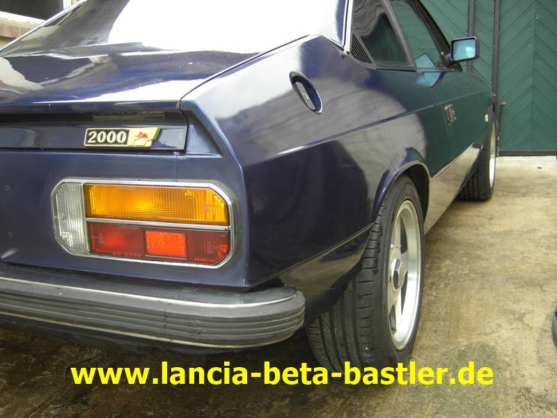 Lancia Beta Coupe 2000 HF